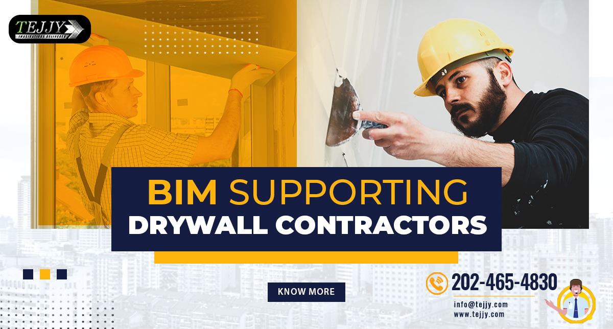 BIM Supporting Drywall Contractors
