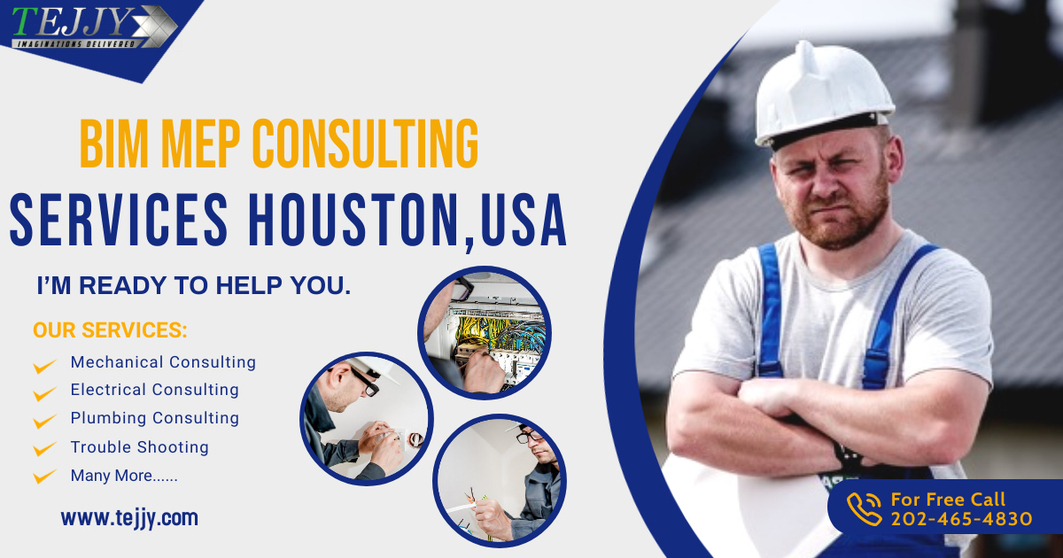 BIM MEP Consulting Services in USA